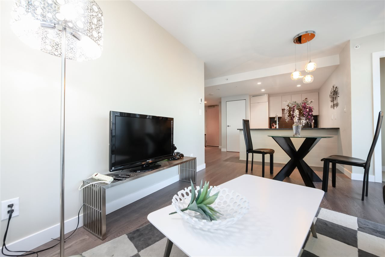 """Main Photo: 2002 488 SW MARINE Drive in Vancouver: Marpole Condo for sale in """"MARINE GATEWAY"""" (Vancouver West)  : MLS®# R2410622"""