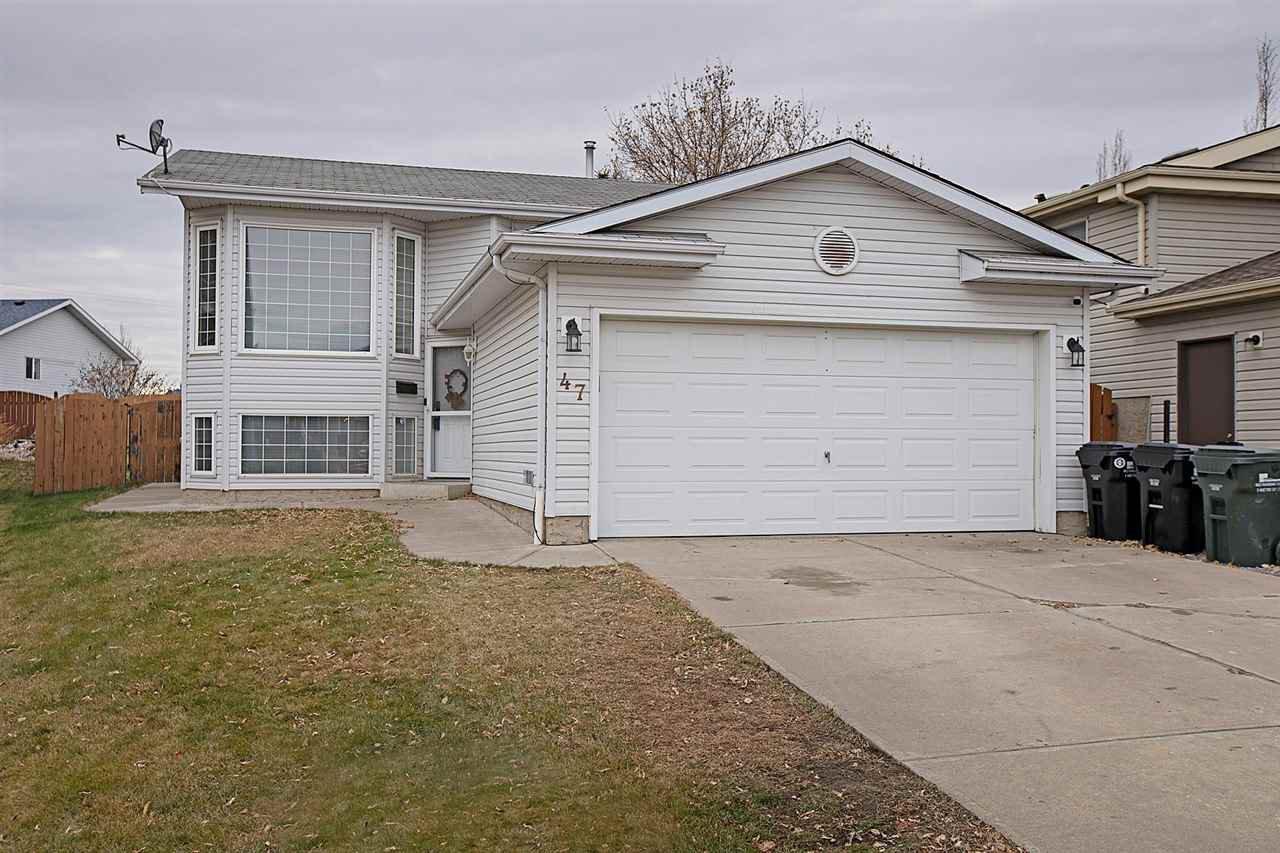 Main Photo: 47 DAWSON Drive: Sherwood Park House for sale : MLS®# E4178479