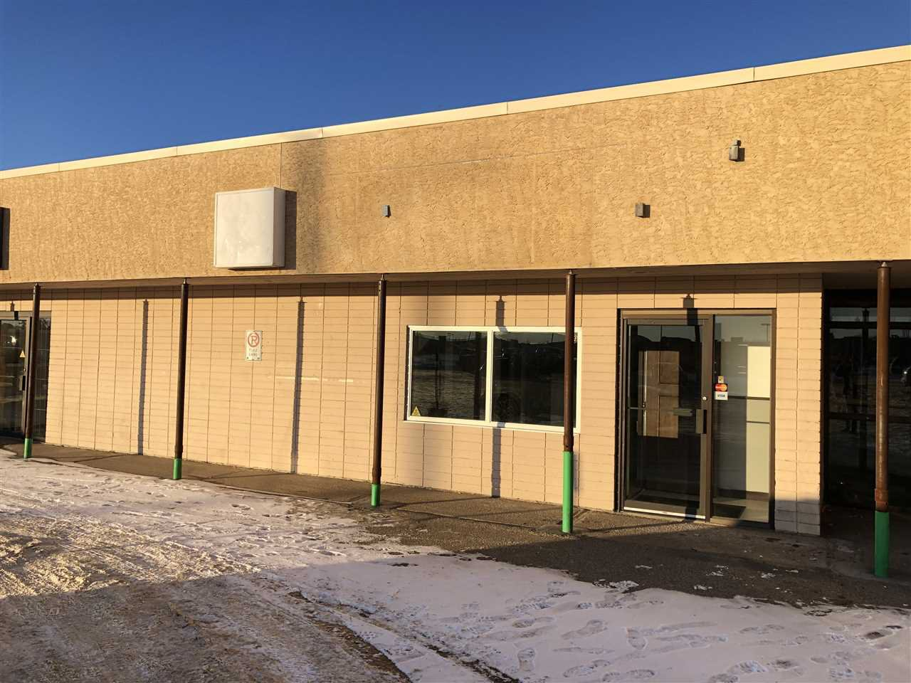 Main Photo: 12 10404 100 Street: Westlock Business for sale : MLS®# E4183447