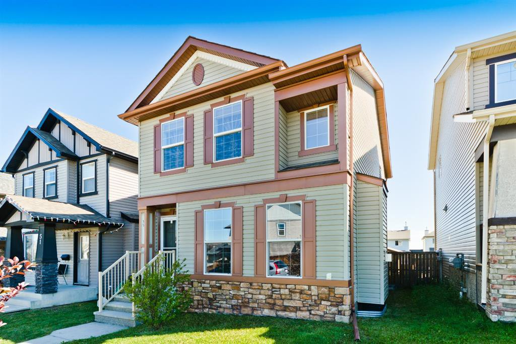 Main Photo: 55 EVERGLEN Rise SW in Calgary: Evergreen Detached for sale : MLS®# A1024356