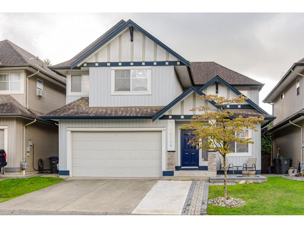 "Main Photo: 18186 66A Avenue in Surrey: Cloverdale BC House for sale in ""The Vineyards"" (Cloverdale)  : MLS®# R2510236"
