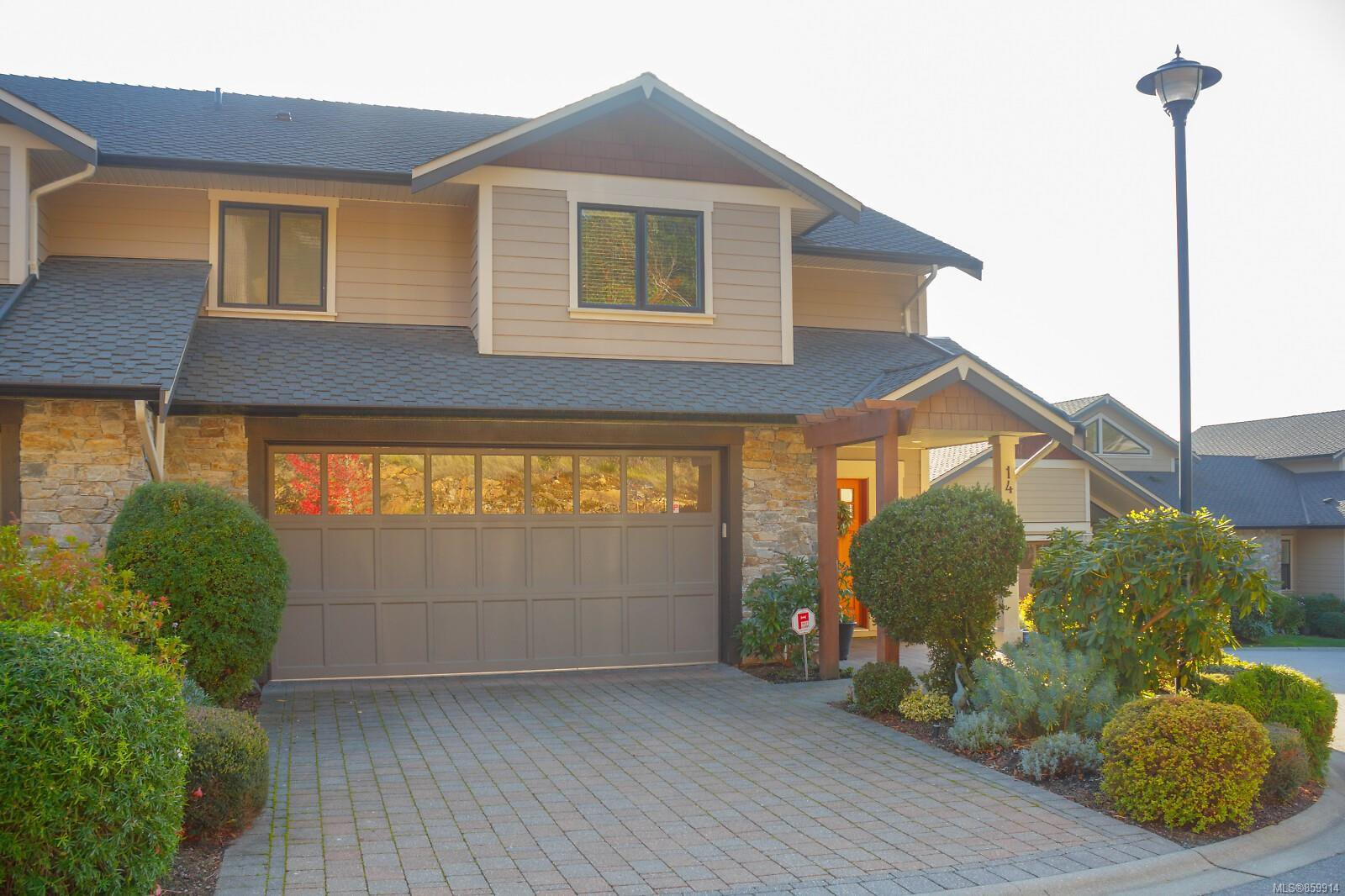 Main Photo: 14 614 Granrose Terr in : Co Latoria Row/Townhouse for sale (Colwood)  : MLS®# 859914