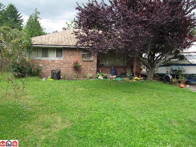 "Main Photo: 12509 99A AV in Surrey: Cedar Hills House for sale in ""CEDAR HILLS"" (North Surrey)  : MLS®# F1119378"