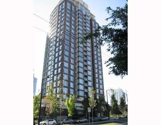 "Main Photo: 1003 550 PACIFIC Street in Vancouver: False Creek North Condo for sale in ""AQUA AT THE PARK"" (Vancouver West)  : MLS®# V669105"