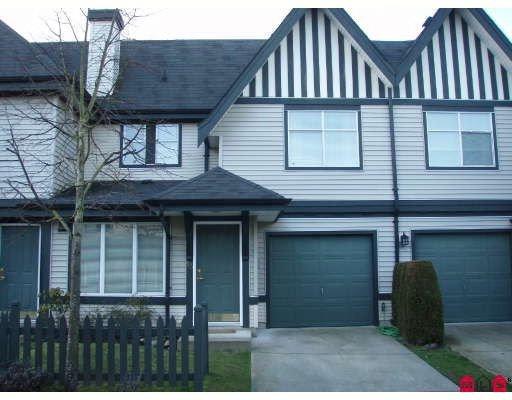 Main Photo: #53 18883 65th AV in Cloverdale: Townhouse for sale : MLS®# F2803739