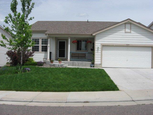 Main Photo: 5250 S. Rome Street in Aurora: Trail Ridge House for sale (Aurora South)  : MLS®# 749549