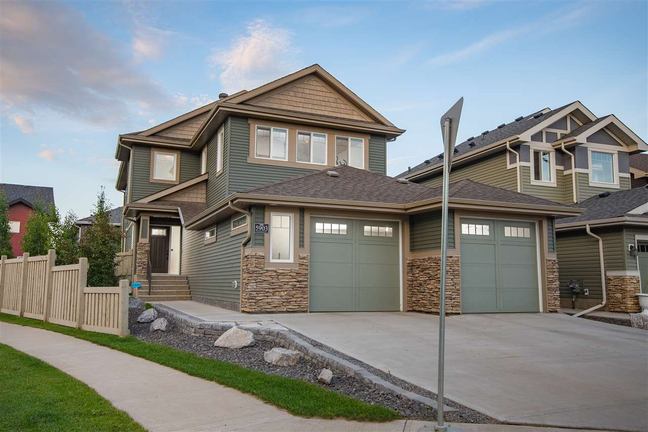 Main Photo: 5903 EDMONDS Crescent in Edmonton: Zone 57 House for sale : MLS®# E4165802