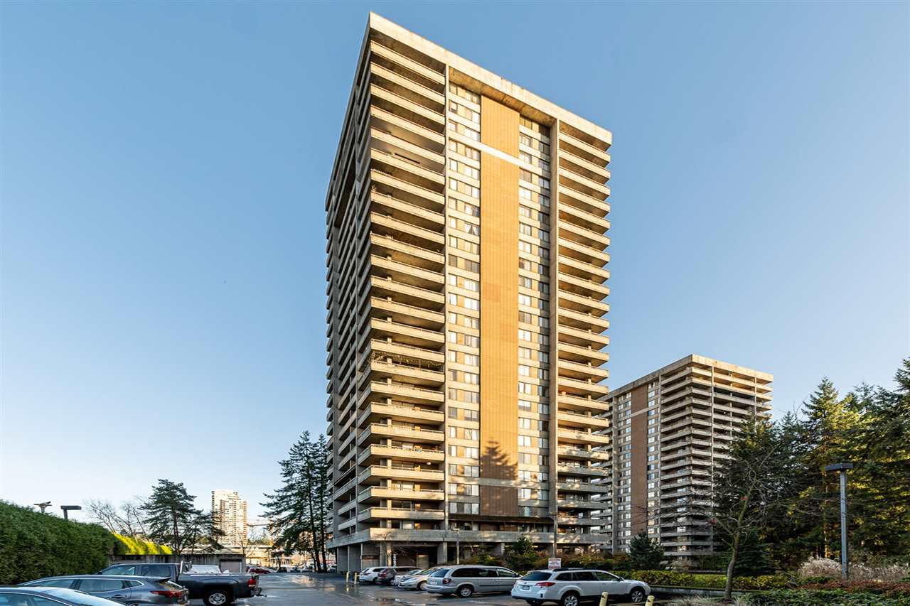 """Main Photo: 805 3755 BARTLETT Court in Burnaby: Sullivan Heights Condo for sale in """"THE OAKS AT TIMBERLEA"""" (Burnaby North)  : MLS®# R2420868"""