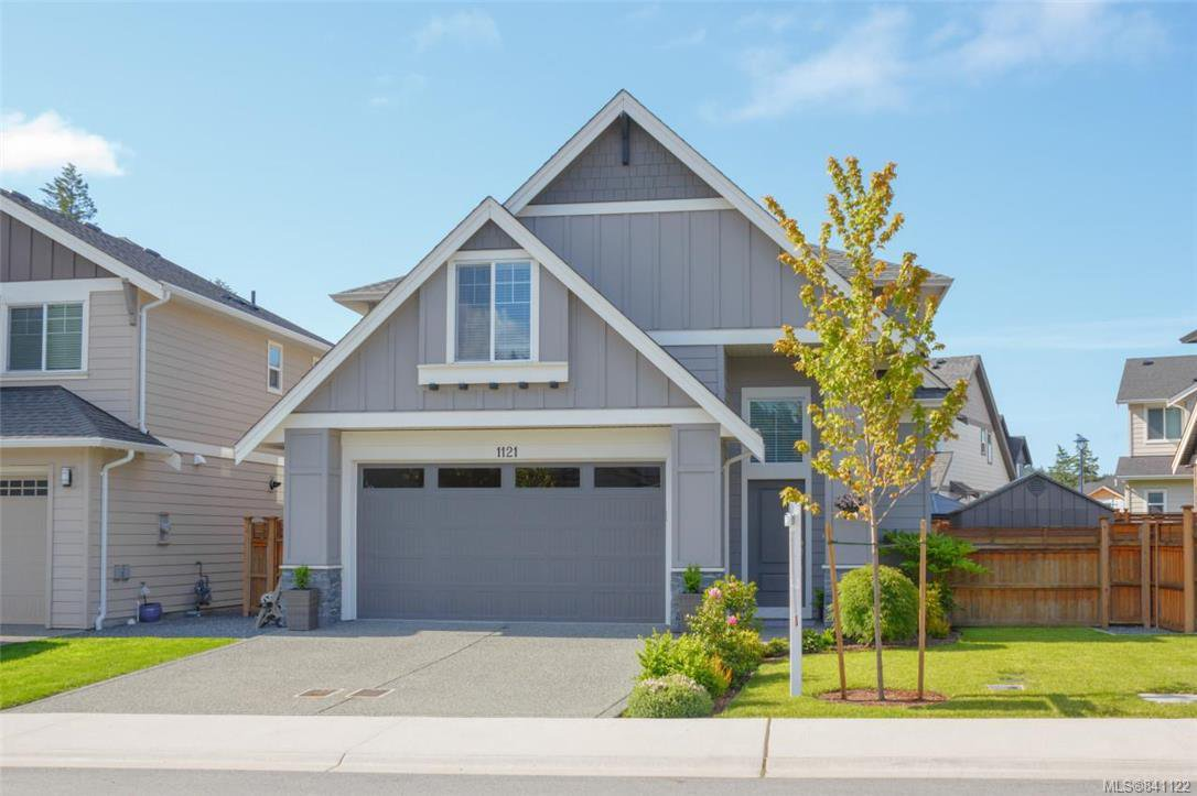 Main Photo: 1121 Smokehouse Cres in Langford: La Happy Valley Single Family Detached for sale : MLS®# 841122