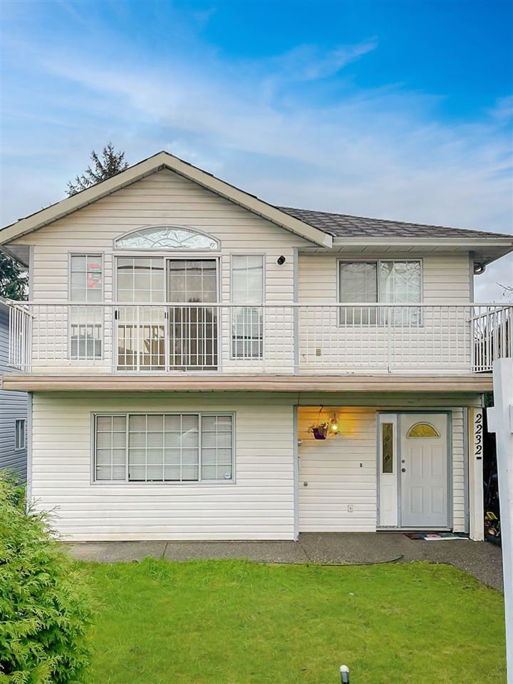 Main Photo: 2232 MARY HILL Road in Port Coquitlam: Central Pt Coquitlam House for sale : MLS®# R2523760