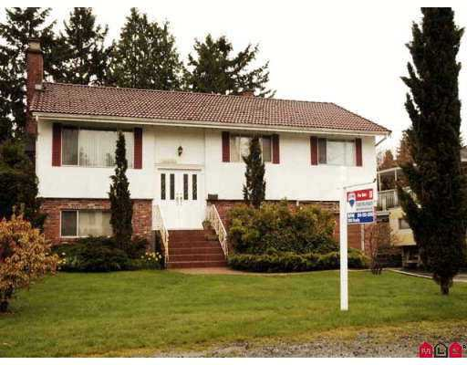 """Main Photo: 14656 109TH Ave in Surrey: Bolivar Heights House for sale in """"Ellendale"""" (North Surrey)  : MLS®# F2708506"""