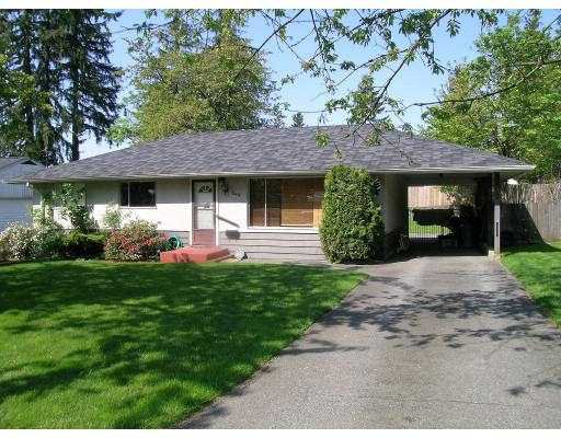 Main Photo: 548 MARLOW Street in Coquitlam: Central Coquitlam House for sale : MLS®# V646712