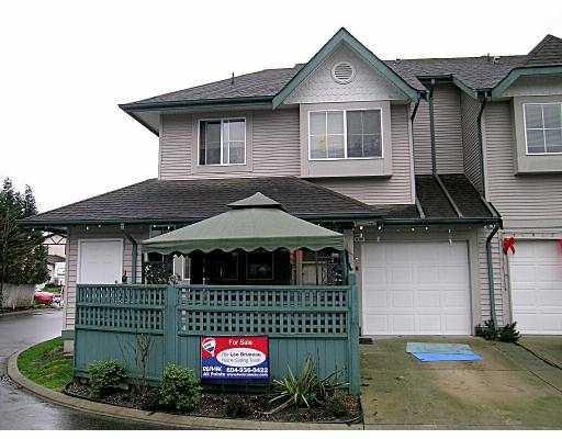 Main Photo: 14 21015 118TH AV in Maple Ridge: Southwest Maple Ridge Townhouse for sale : MLS®# V569632
