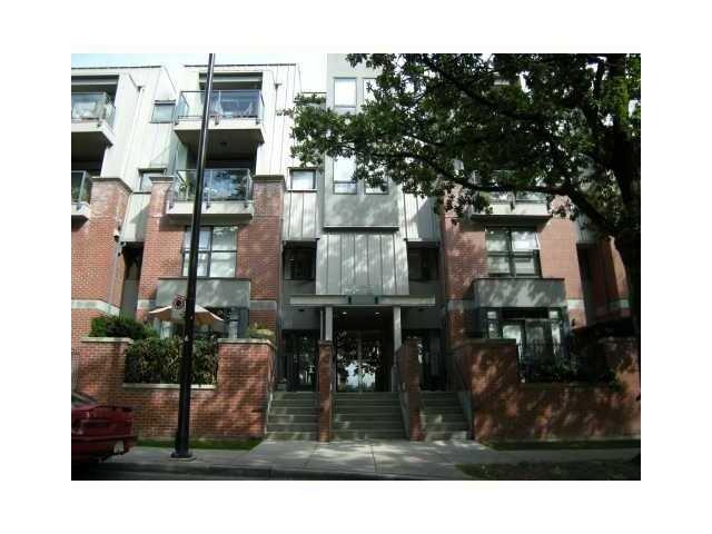 Main Photo: 308 2688 Vine Street: Condo for sale (Vancouver West)  : MLS®# v820084