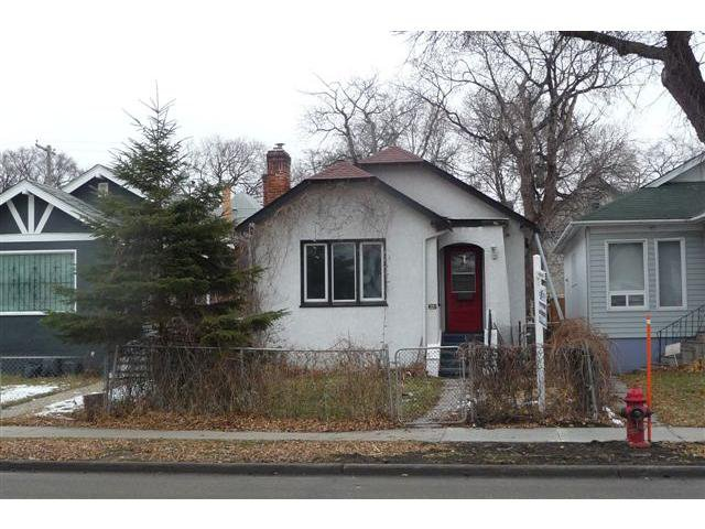 Main Photo: 321 Arlington Street in WINNIPEG: West End / Wolseley Residential for sale (West Winnipeg)  : MLS®# 1122848