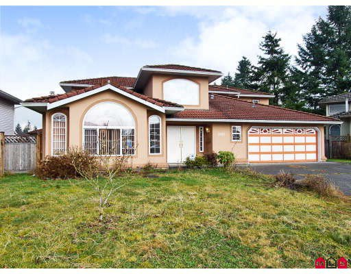 Main Photo: 16161 96A Avenue in Surrey: Fleetwood Tynehead House for sale : MLS®# F2805408