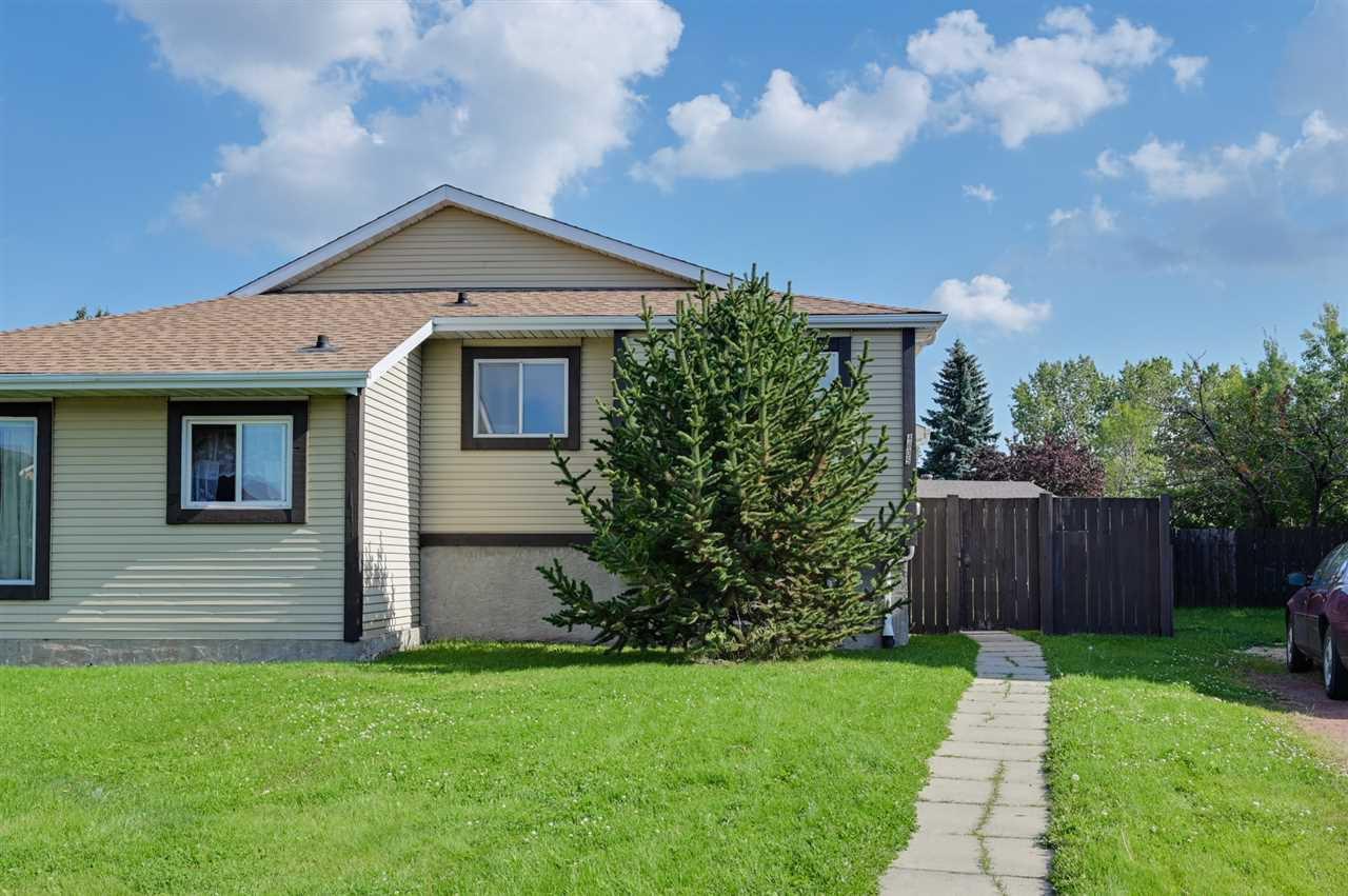 Main Photo: 4605 35 Avenue in Edmonton: Zone 29 House Half Duplex for sale : MLS®# E4172691