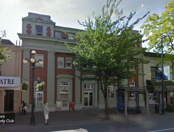 Main Photo: 544 Columbia Street in New Westminster: Downtown NW Office for sale
