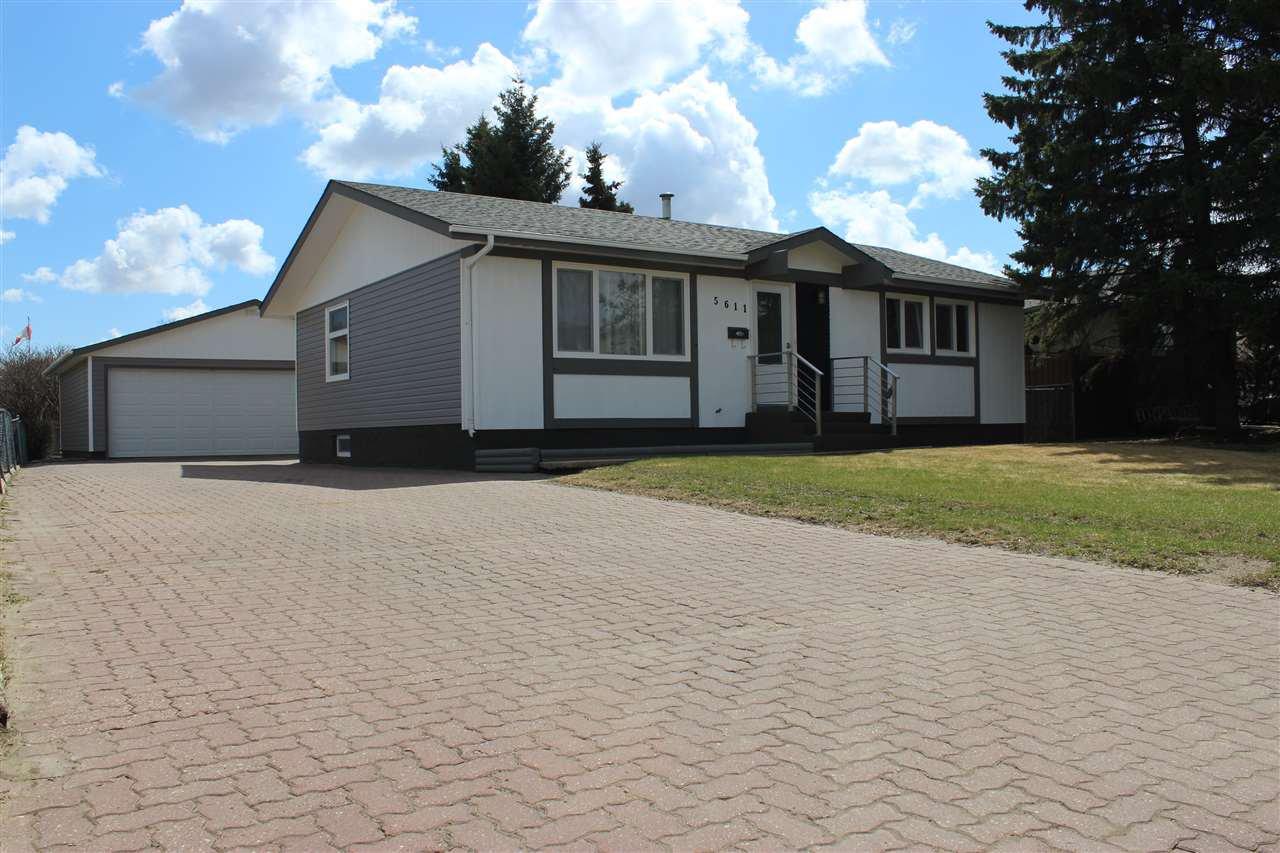 Main Photo: 5611 Garden Meadows Drive: Wetaskiwin House for sale : MLS®# E4193692
