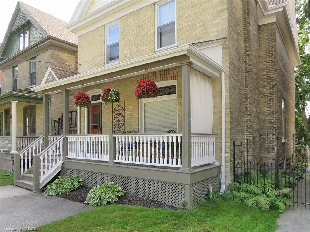 Main Photo: 333 ST. JAMES Street in London: East B Residential for sale (East)  : MLS®# 260971