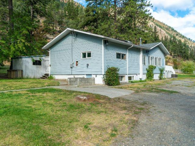Main Photo: 503 HUNT ROAD: Lillooet House for sale (South West)  : MLS®# 158330