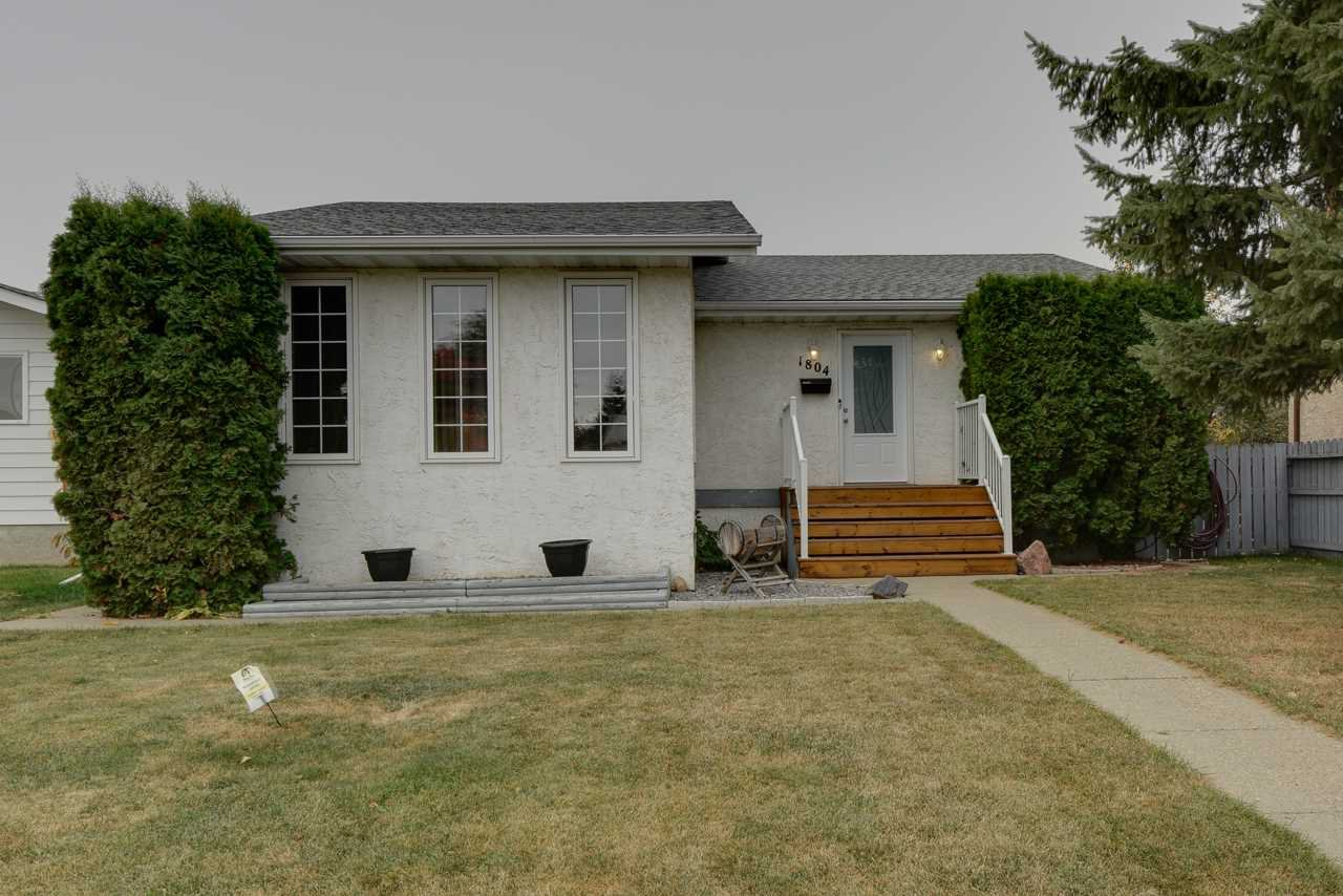 Main Photo: 1804 62 Street in Edmonton: Zone 29 House for sale : MLS®# E4218129