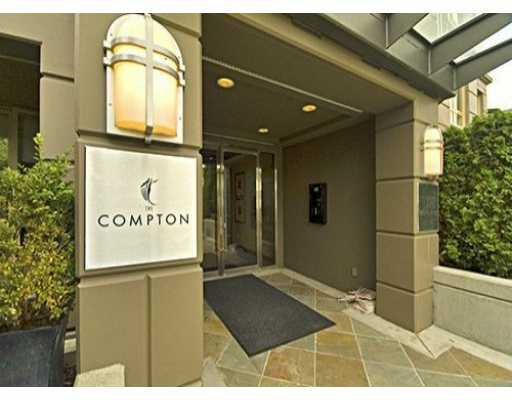 "Main Photo: 1316 W 11TH Ave in Vancouver: Fairview VW Condo for sale in ""COMPTON"" (Vancouver West)  : MLS®# V636996"