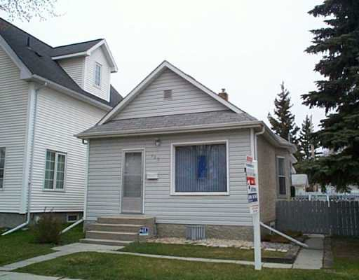 Main Photo: 785 GOVERNMENT Avenue in Winnipeg: East Kildonan Single Family Detached for sale (North East Winnipeg)  : MLS®# 2505453