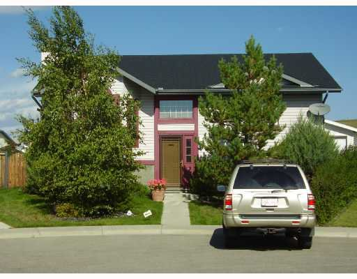 Main Photo: 12 WEST MCGONIGLE Place: Cochrane Residential Detached Single Family for sale : MLS®# C3284700