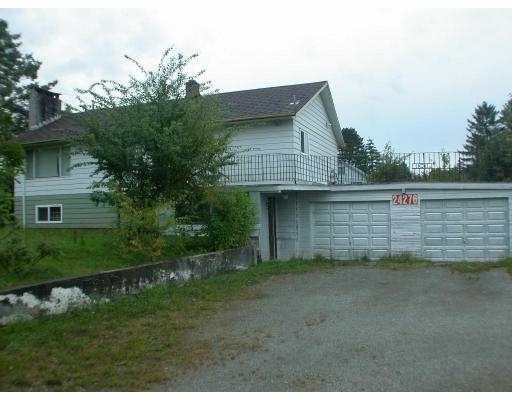 Main Photo: 24276 Dewdney Trunk Dd in Maple Ridge: House for sale : MLS®# V664307