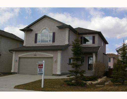 Main Photo: 265 BAIRDMORE BLVD in Winnipeg: Residential for sale : MLS®# 2905092