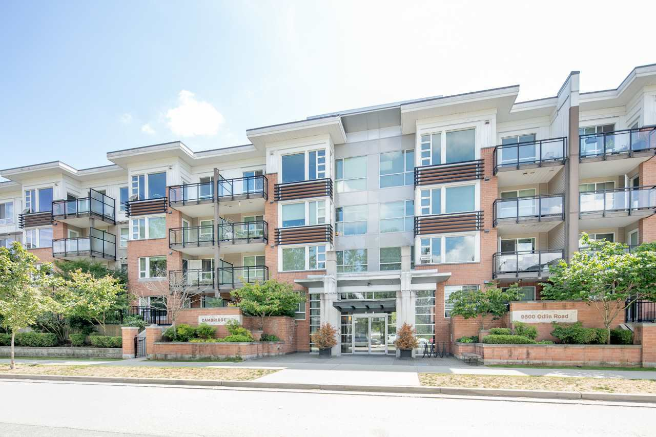 "Main Photo: 208 9500 ODLIN Road in Richmond: West Cambie Condo for sale in ""CAMBRIDGE PARK"" : MLS®# R2389996"
