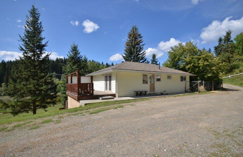 Main Photo: 3770 HILLSIDE Road in Williams Lake: Williams Lake - Rural North House for sale (Williams Lake (Zone 27))  : MLS®# R2398233