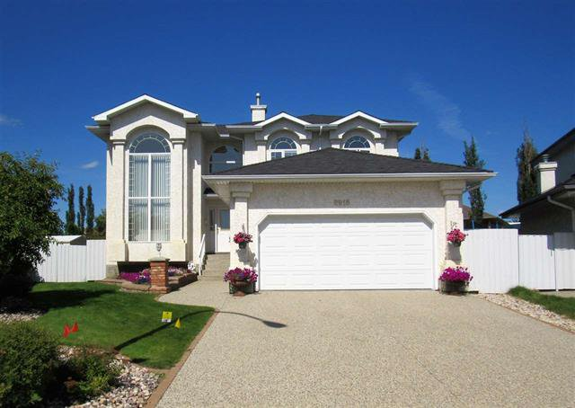 Main Photo: 8918 159A AV NW in Edmonton: Zone 28 House for sale : MLS®# E4171208