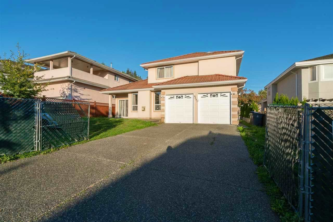 Main Photo: 8203 152 Street in Surrey: Bear Creek Green Timbers House for sale : MLS®# R2443253