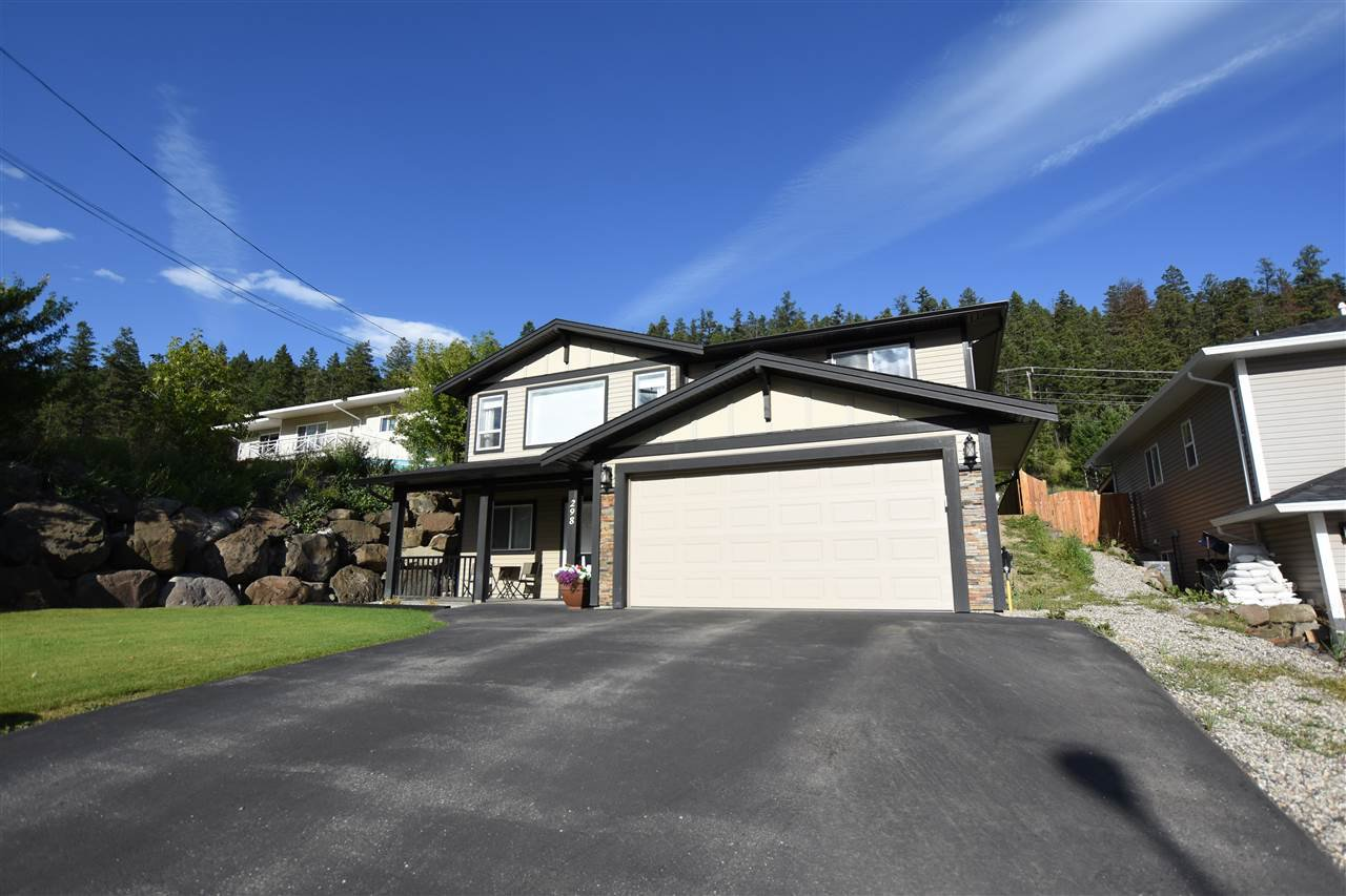 Main Photo: 298 CENTENNIAL Drive in Williams Lake: Williams Lake - City House for sale (Williams Lake (Zone 27))  : MLS®# R2484158
