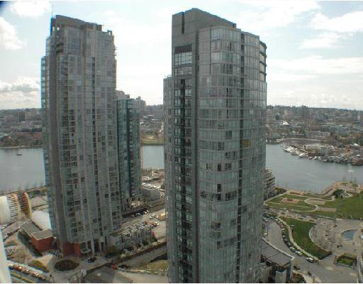 """Main Photo: 2703 501 PACIFIC Street in Vancouver: Downtown VW Condo for sale in """"THE 501"""" (Vancouver West)  : MLS®# V698501"""