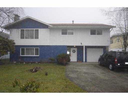 Main Photo: 6040 MADRONA in Richmond: Granville House for sale : MLS®# V629011