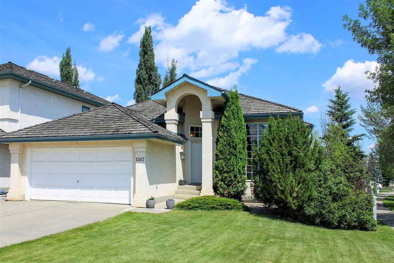 Main Photo: 1347 CARTER CREST Road in Edmonton: Zone 14 House for sale : MLS®# E4166071