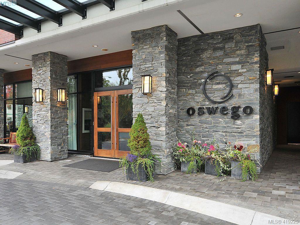 Main Photo: 607 500 Oswego Street in VICTORIA: Vi James Bay Condo Apartment for sale (Victoria)  : MLS®# 419225