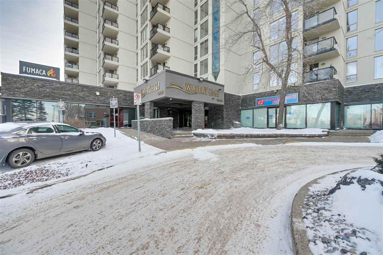 Main Photo: 802 10149 SASKATCHEWAN Drive in Edmonton: Zone 15 Condo for sale : MLS®# E4184139