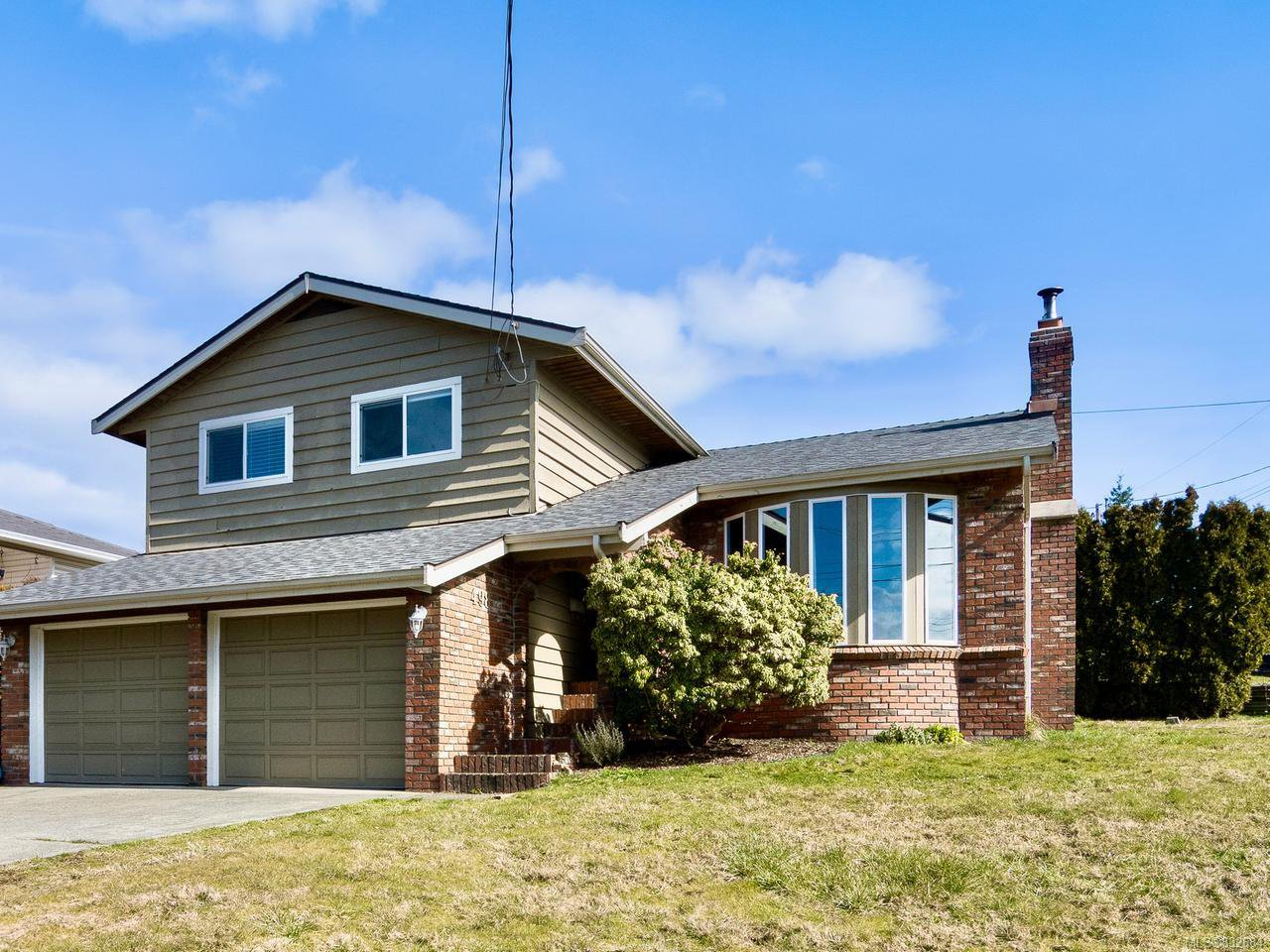 Main Photo: 498 Quadra Ave in CAMPBELL RIVER: CR Campbell River Central House for sale (Campbell River)  : MLS®# 832684