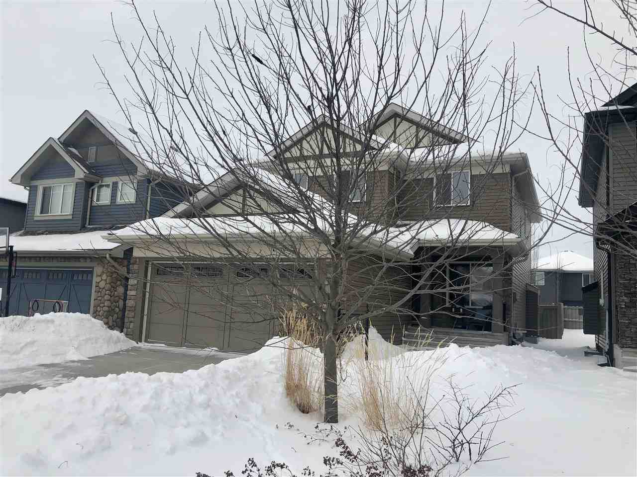 Main Photo: 3245 WHITELAW Drive in Edmonton: Zone 56 House for sale : MLS®# E4187426