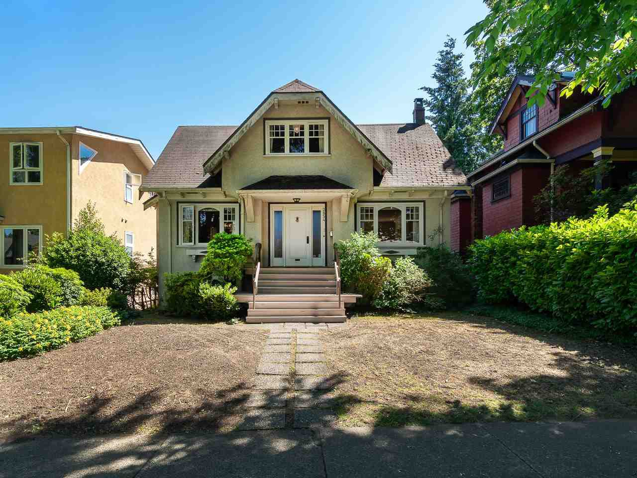 Main Photo: 2854 W 38TH AVENUE in Vancouver: Kerrisdale House for sale (Vancouver West)  : MLS®# R2282420