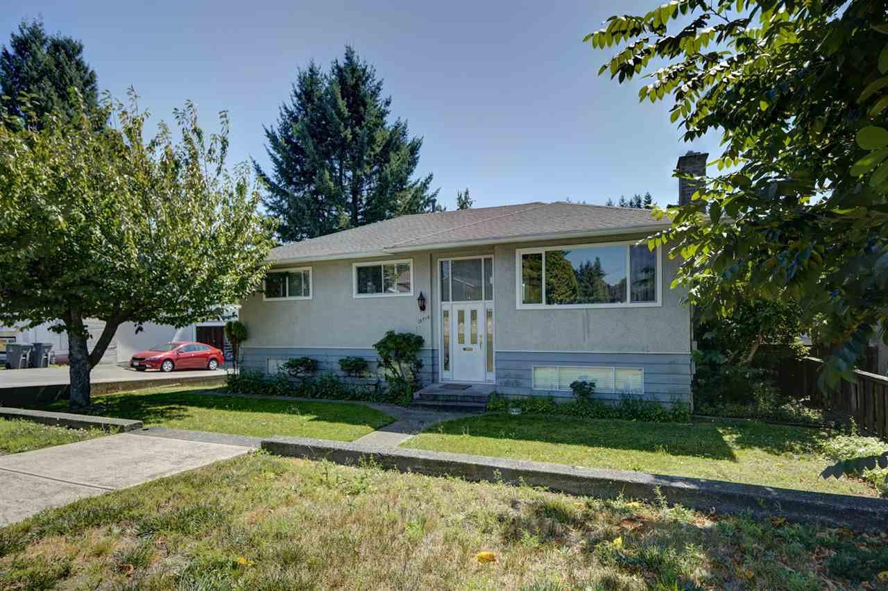 Main Photo: 12718 100 Avenue in Surrey: Cedar Hills House for sale (North Surrey)  : MLS®# R2483017