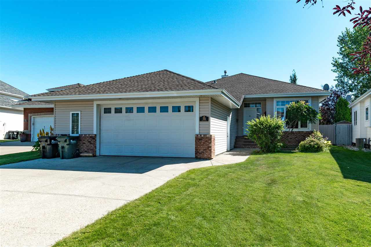 Main Photo: 38 HIGHLAND Court: Sherwood Park House for sale : MLS®# E4210485