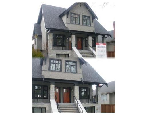 Photo 2: Photos: 2432 W 8TH AV in Vancouver: Condo for sale : MLS®# V869054