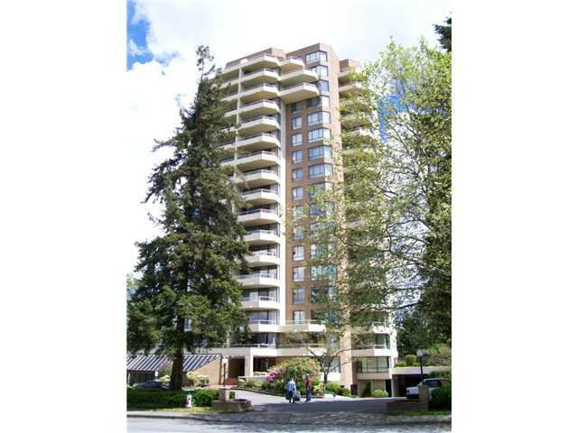 """Main Photo: # 804 5790 PATTERSON AV in Burnaby: Metrotown Condo for sale in """"THE REGENT"""" (Burnaby South)  : MLS®# V882321"""