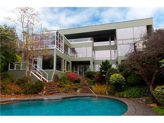 Main Photo: 2747 SW Marine Drive in Vancouver: S.W. Marine House for sale (Vancouver West)  : MLS®# V859130