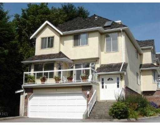 Main Photo: 1 72 JAMIESON CT in New Westminster: Fraserview NW Townhouse for sale : MLS®# V548664